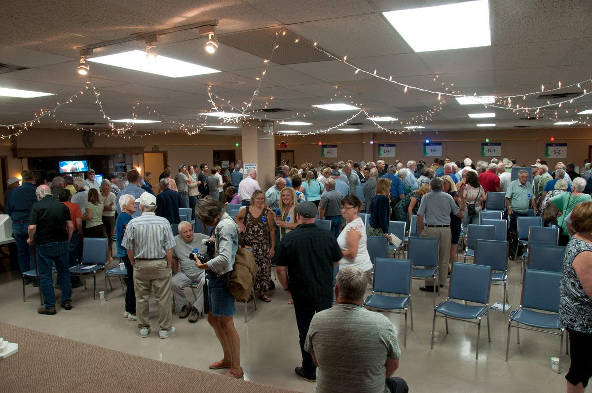 Conservative Nomination Meeting