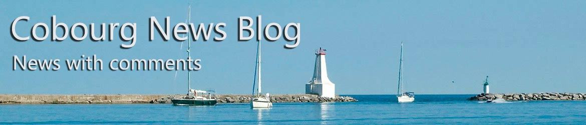 Cobourg News Blog