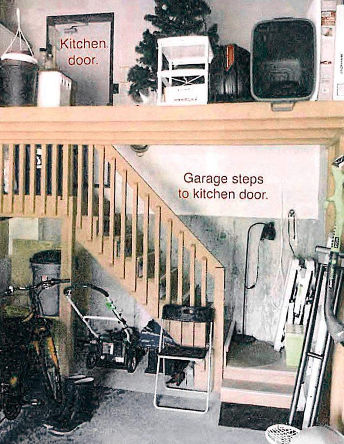 Kerr Street Townhouses - inside a Garage