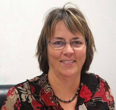 Teresa Behan, Manager of Parks