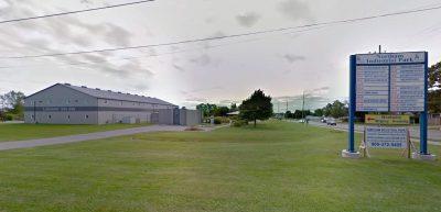 Northam Industrial Park - Entrance