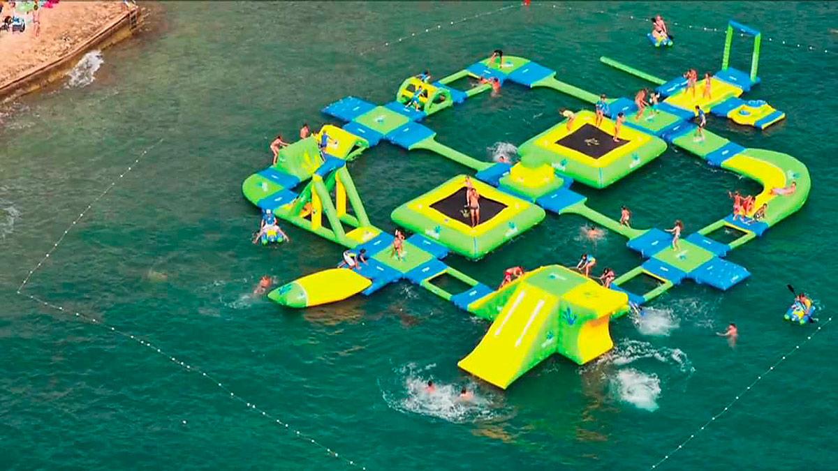 Floating Playground