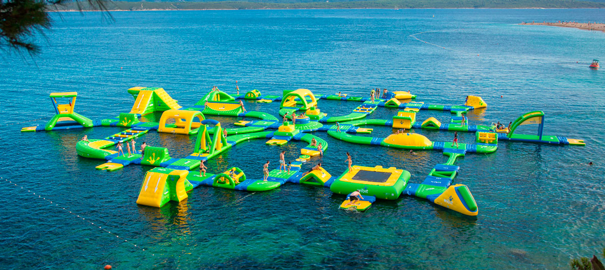 Floating Playground - a larger one