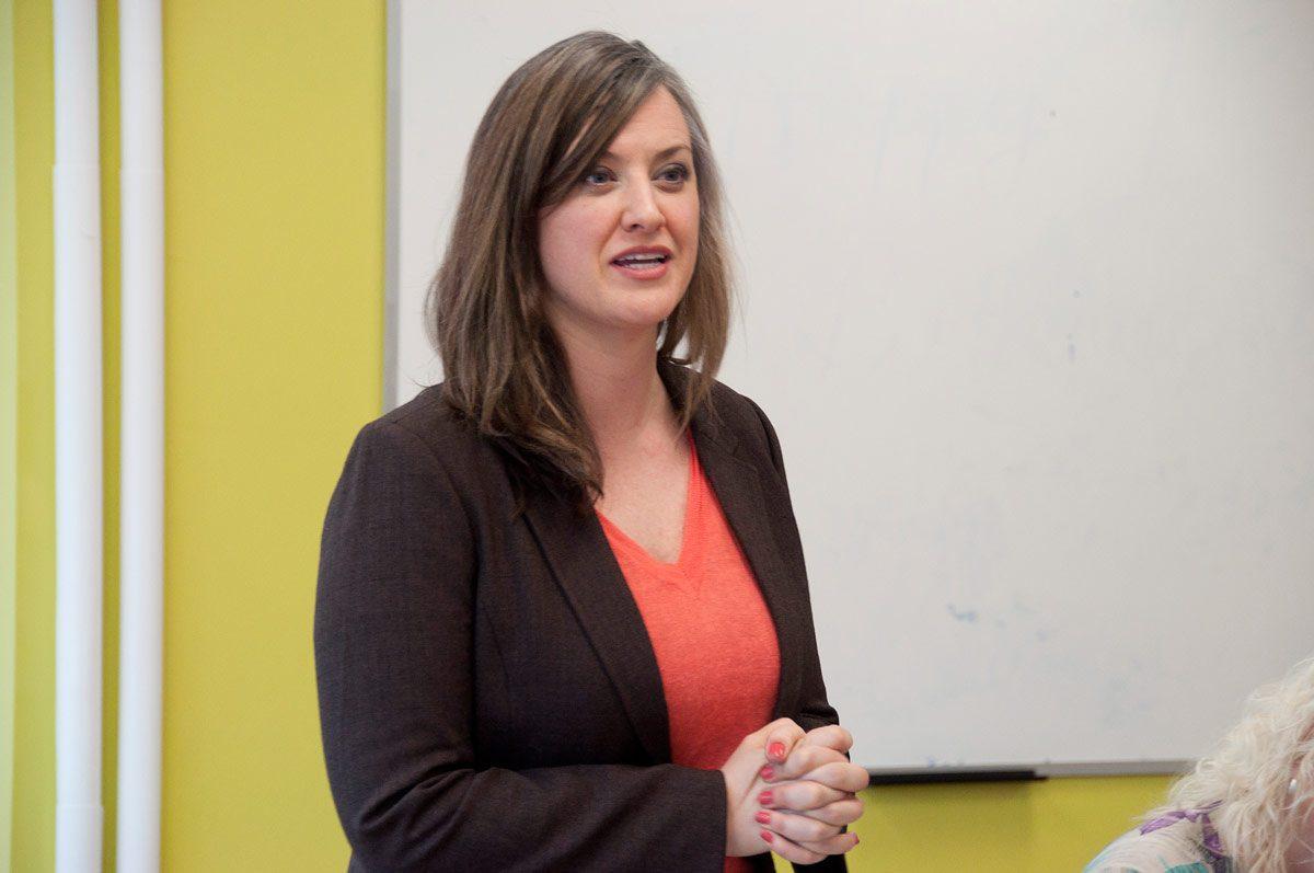 Jennifer French NDP MPP for Oshawa