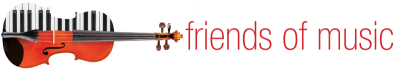 Friends of Music Logo