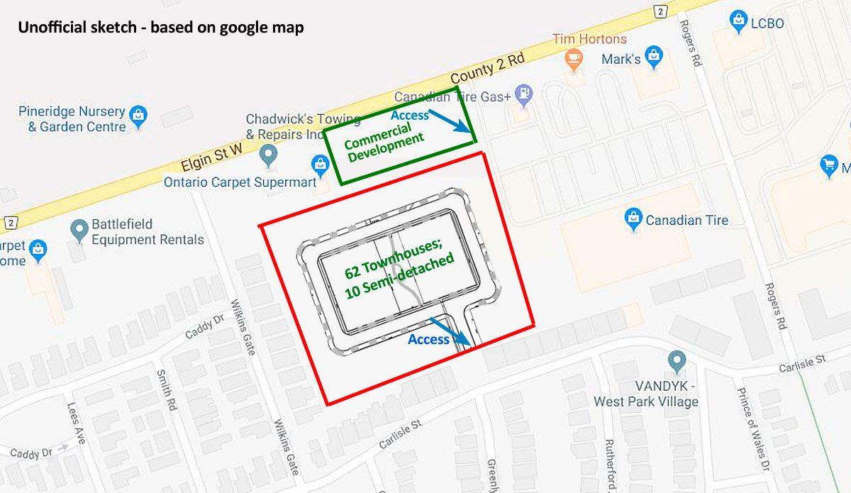 West Park Village Enclave
