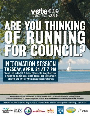 Council Candidate Information Meeting