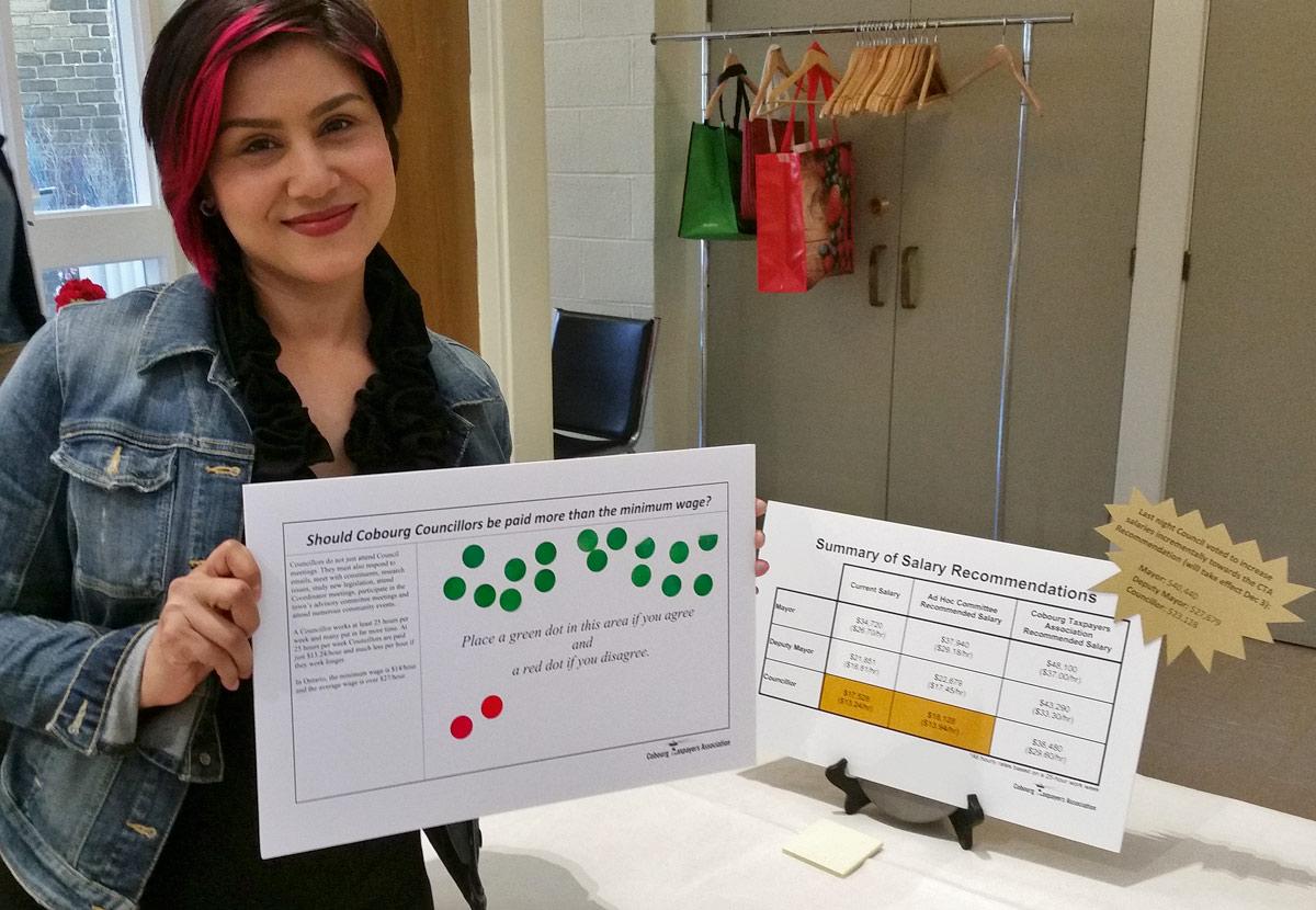 CTA Open House - Emily Chorley, CTA Volunteer