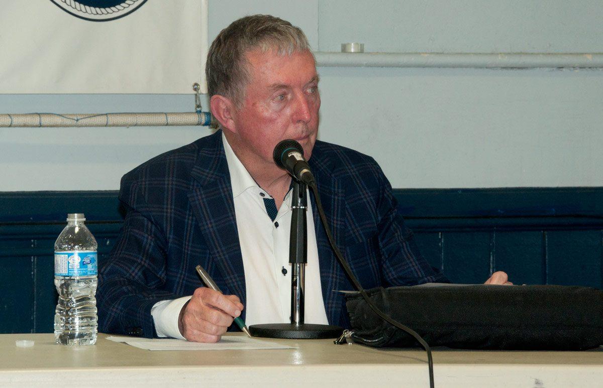 John Hill Moderator
