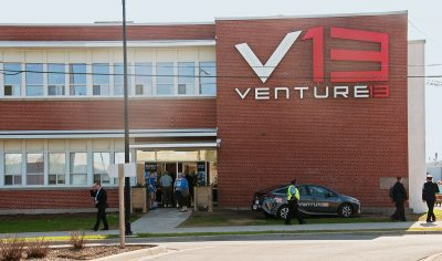 Venture13 Building at Grand Opening