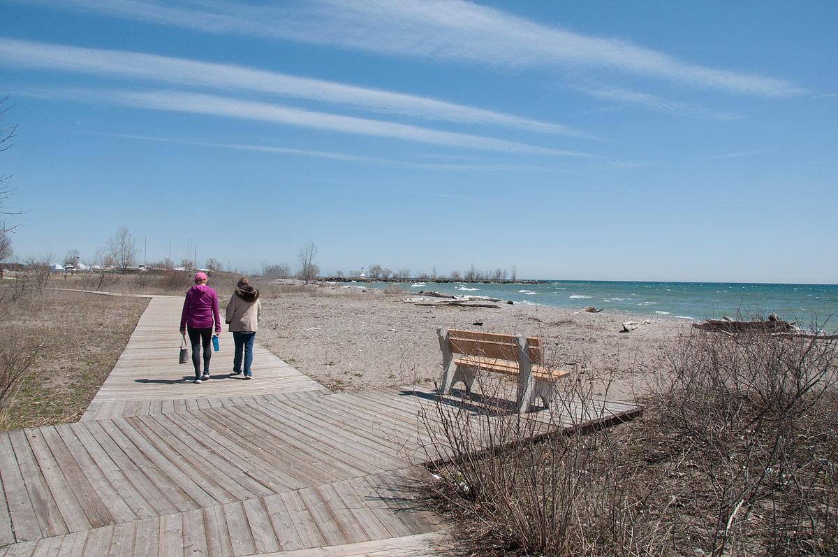 West Beach - a quiet natural beach