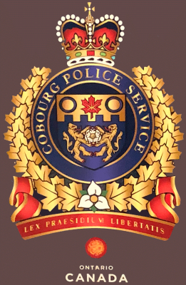 Cobourg Police Coat of Arms