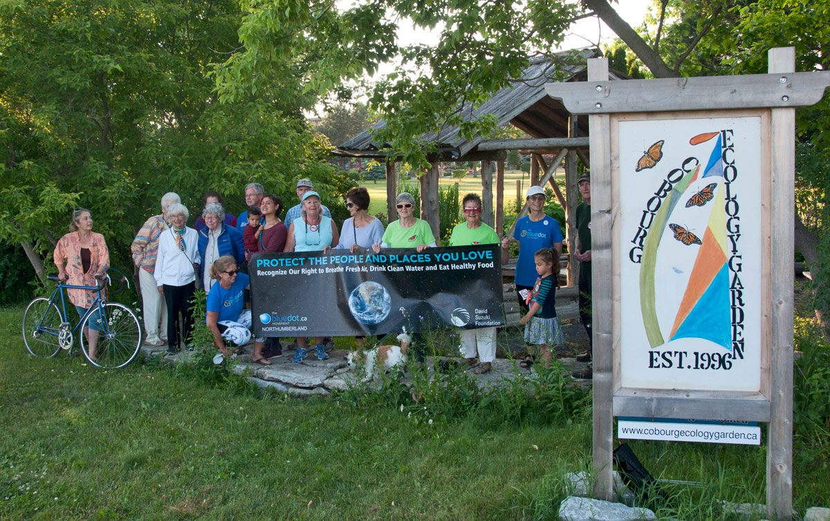 Cobourg's Ecology Garden