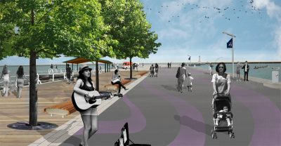 Proposal for East Pier