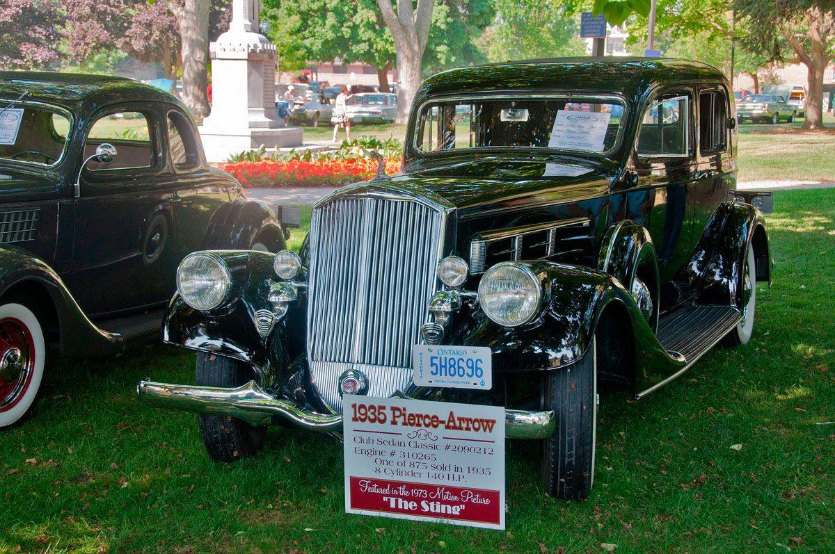 Antique and Classic Car Show