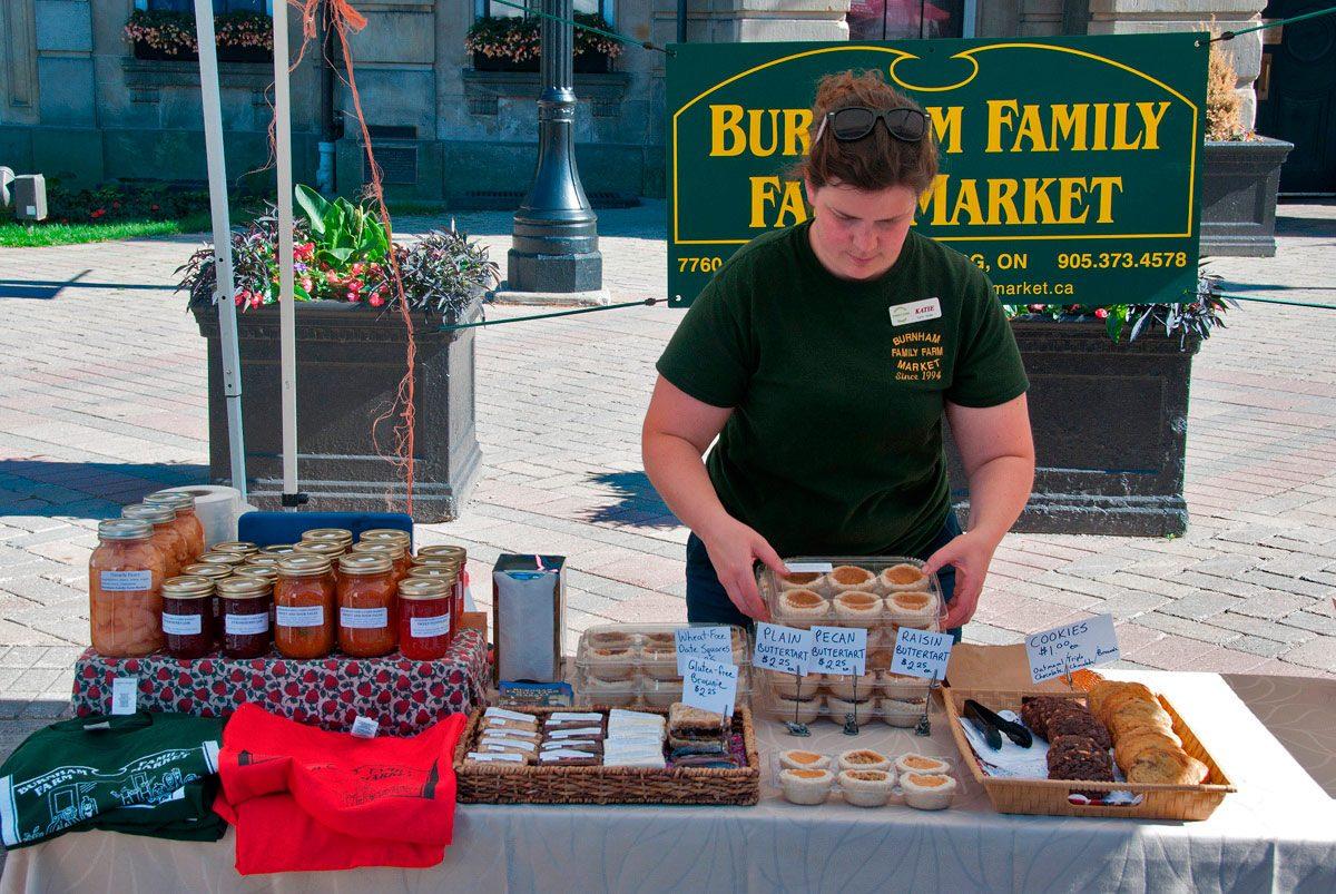 Food and Music Festival - Burnham Family Market