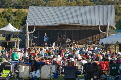 Shelter Valley Folk Festival 2008