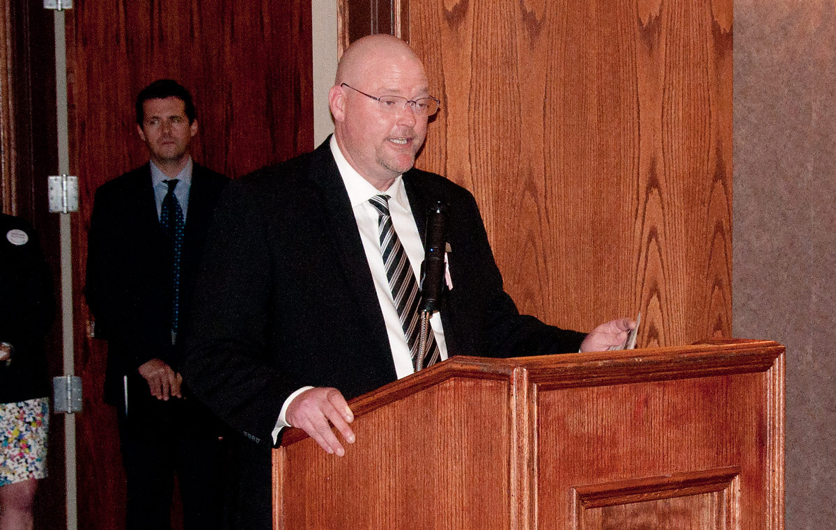 Adam Bureau - Candidate for Council