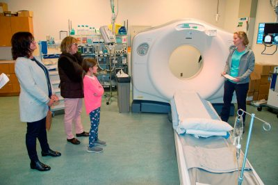 NHH Open House - CT Scanner