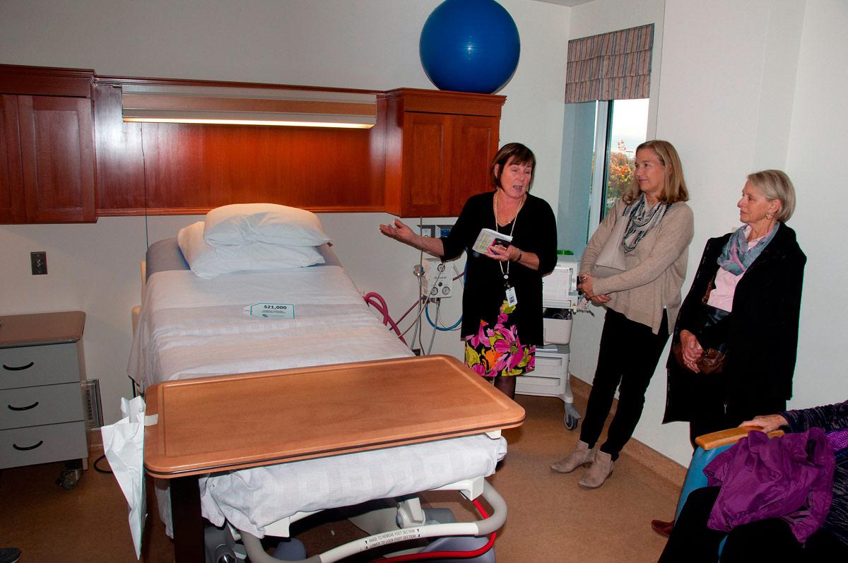 NHH Birthing Suite