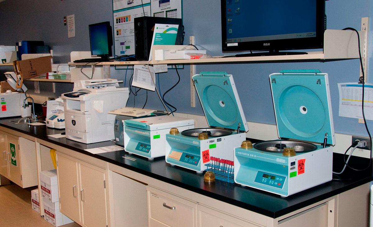 NHH - Test Laboratory