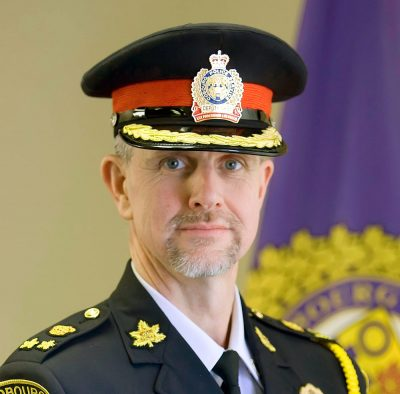 Deputy Police Chief Paul VandeGraaf