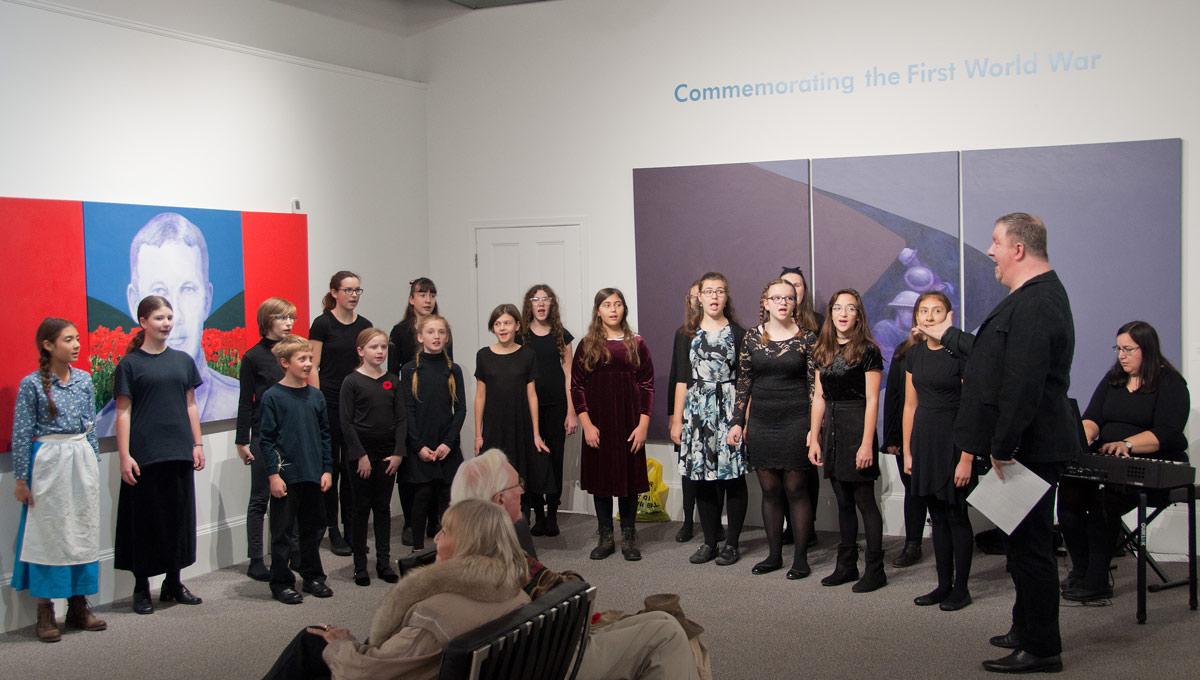 Marie Dressler Party - La Jeunesse Choir