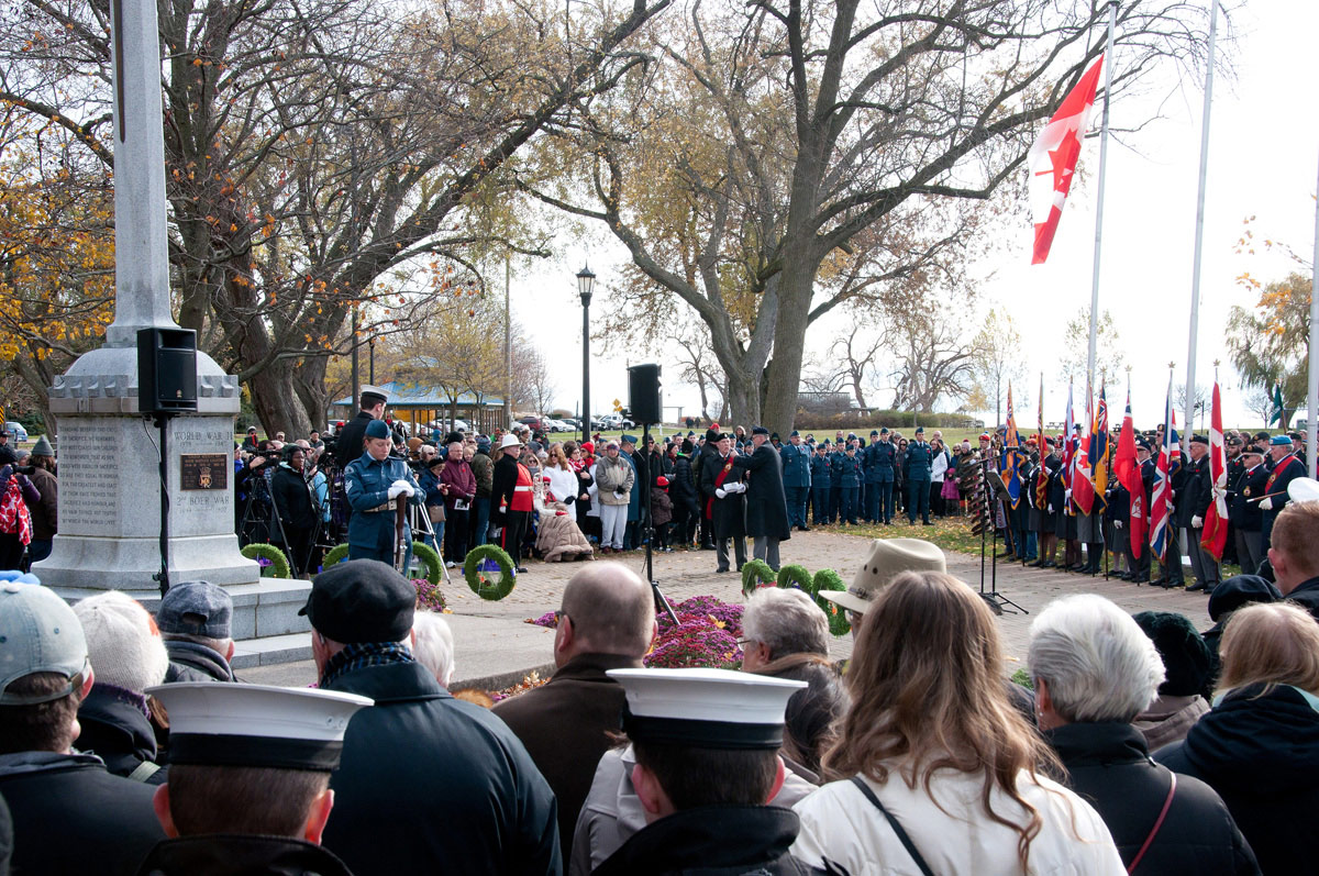 Remembrance Day - ready to start