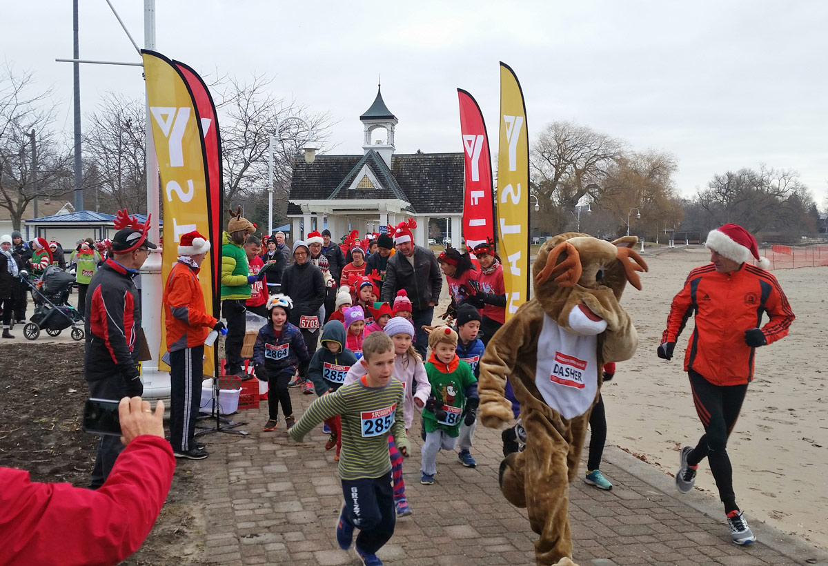 Reindeer Run 1km