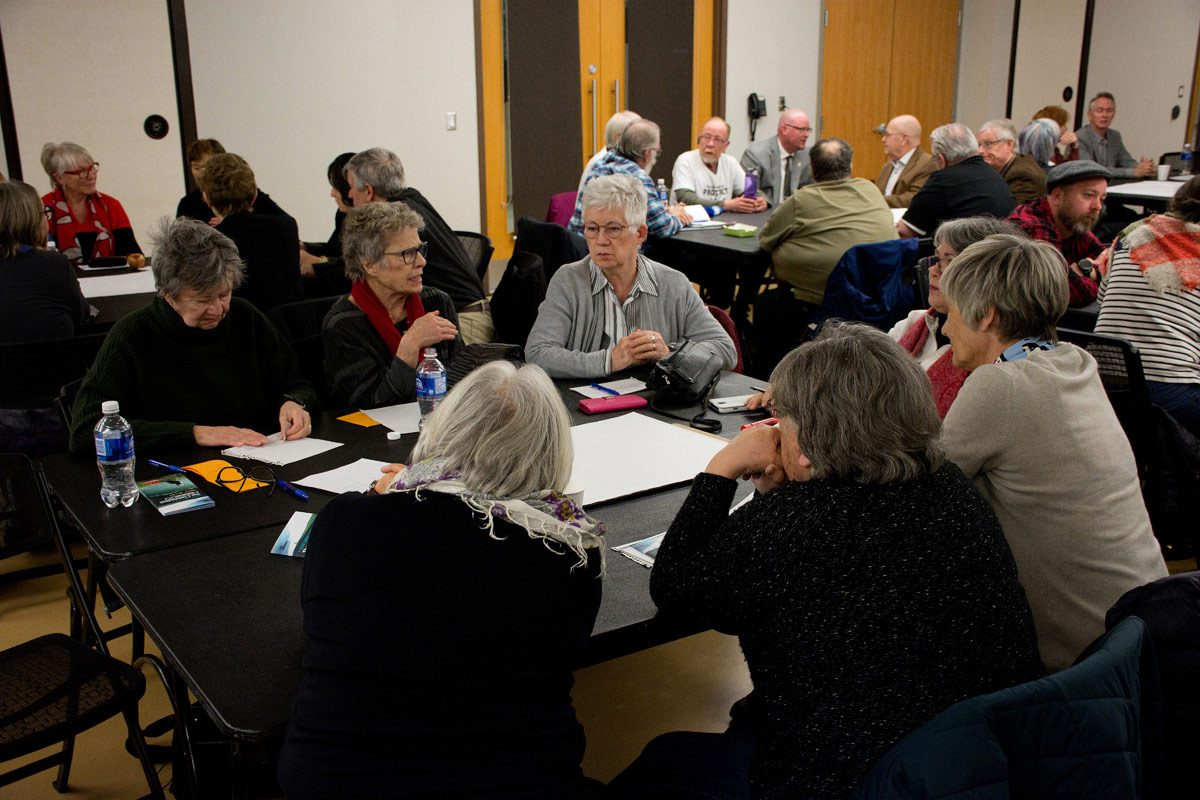 Cultural Plan - Discussion Table