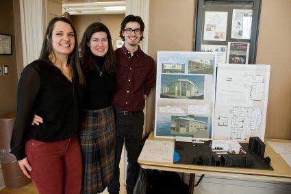 Durham College Architecture students