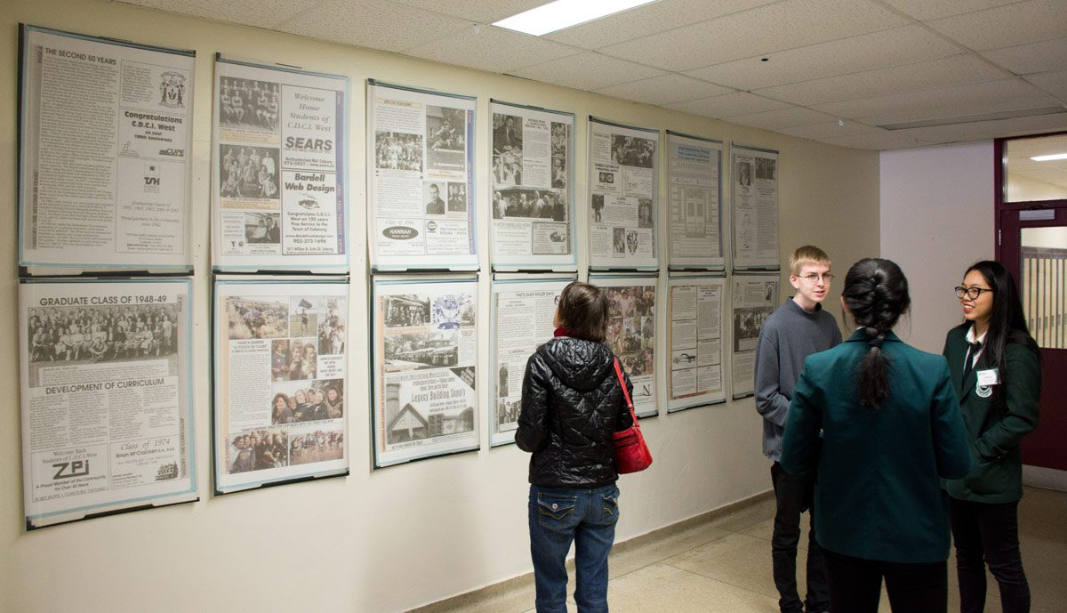William Academy - CDCI West newspaper articles