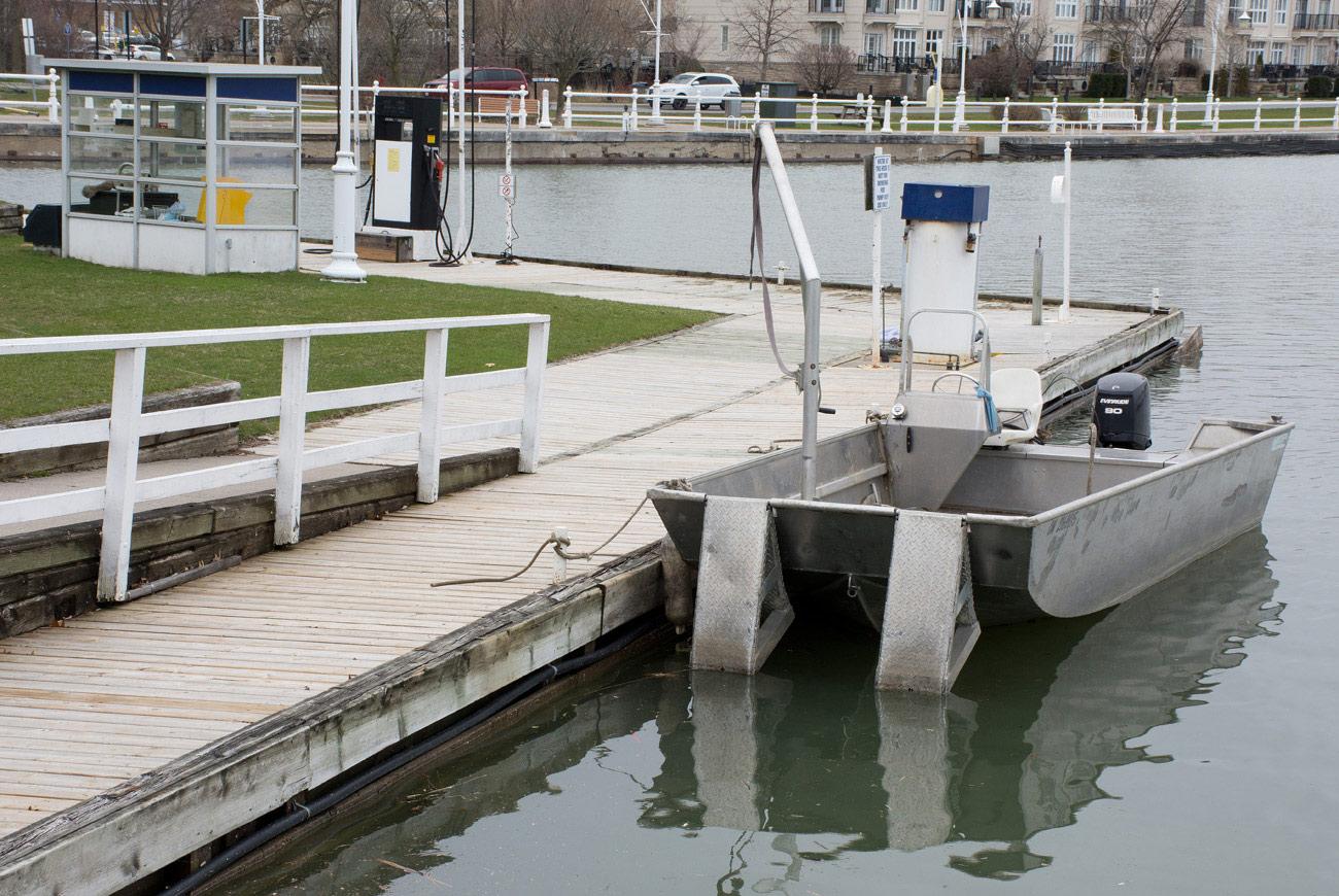 Cobourg Marina - 2 May 2019