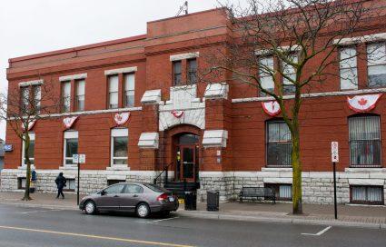 Cobourg Police Station