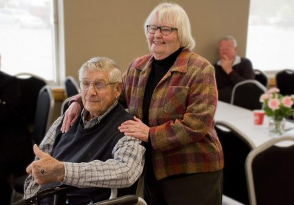 Ed and Diane Lorenz