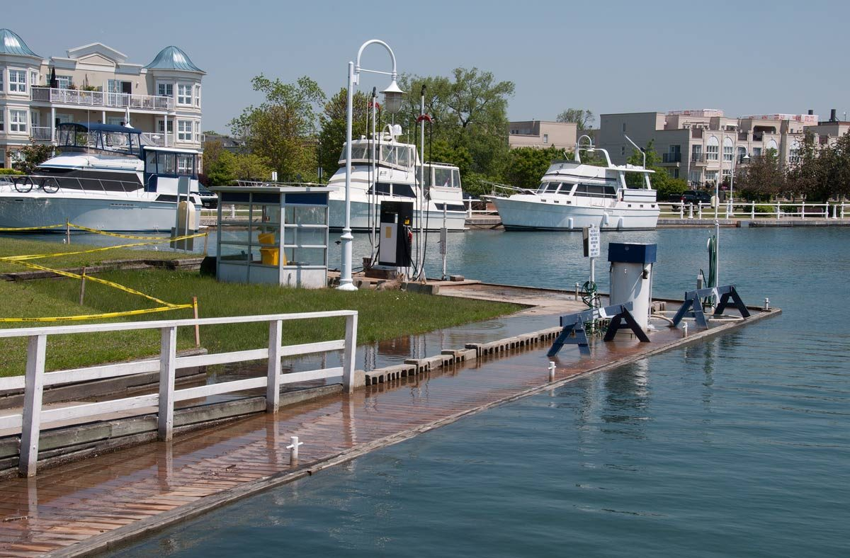 Cobourg Marina - 11 June 2017