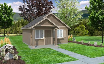 Example of a Tiny Home