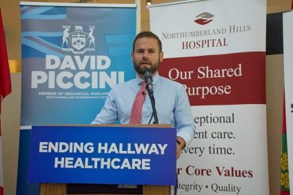 David Piccini at NHH Funding Announcement