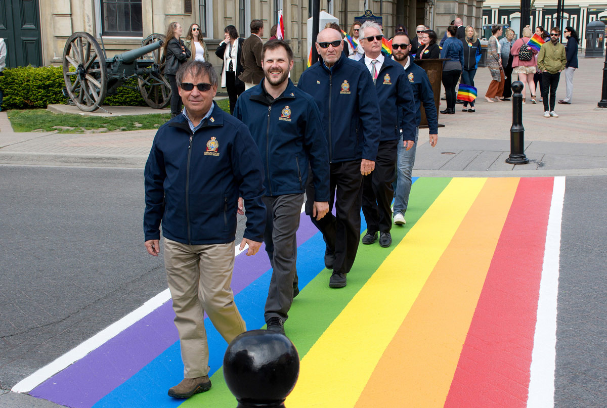 Gay Pride Event - Police Services Board