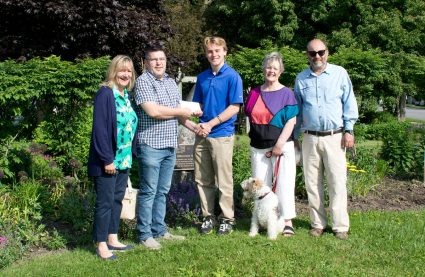 Cobourg Horticultural Society Scholarship Presentation