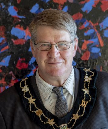 John Logel - Warden Northumberland County