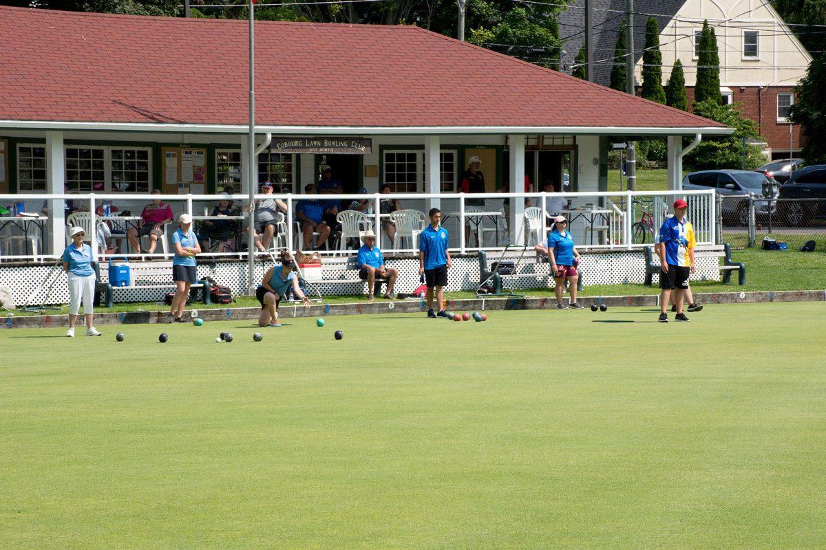 Lawn Bowling - Ontario Youth Singles Championship