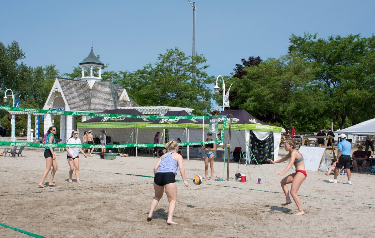 Ontario Volleyball Association - Beach Volleyball