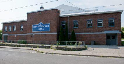 Memorial Arena