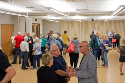 East Pier - Campground Public Meeting