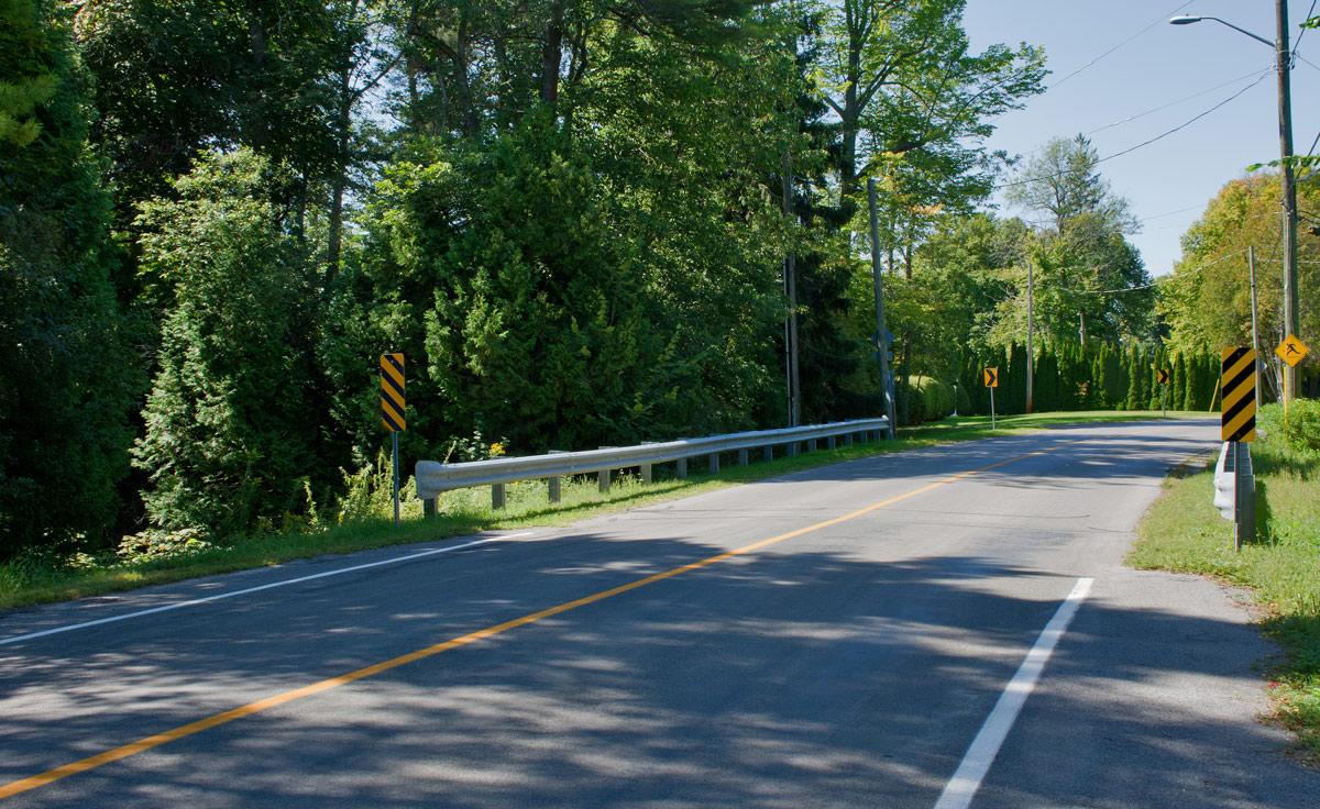 Road over Creek