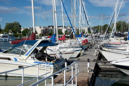Cobourg Marina - 31 Aug 2019