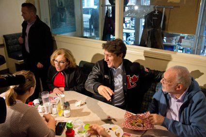 Justin Trudeau Visit Sept 15