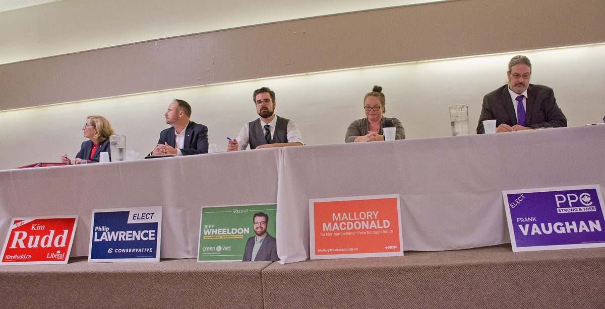 All Candidates - October 2nd