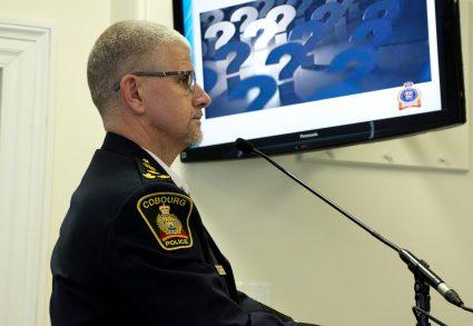 Police Chief Paul Vandegraaf